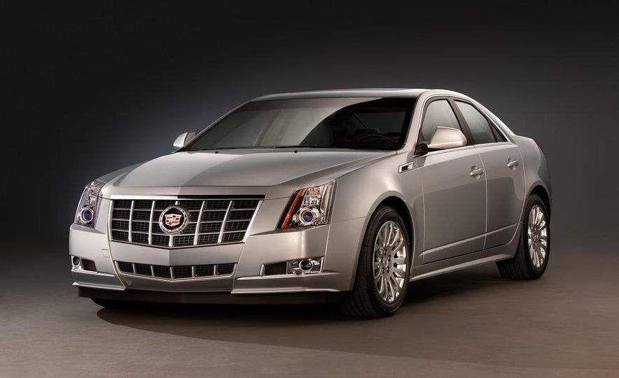2012 Cadillac CTS coupe - Slide 3