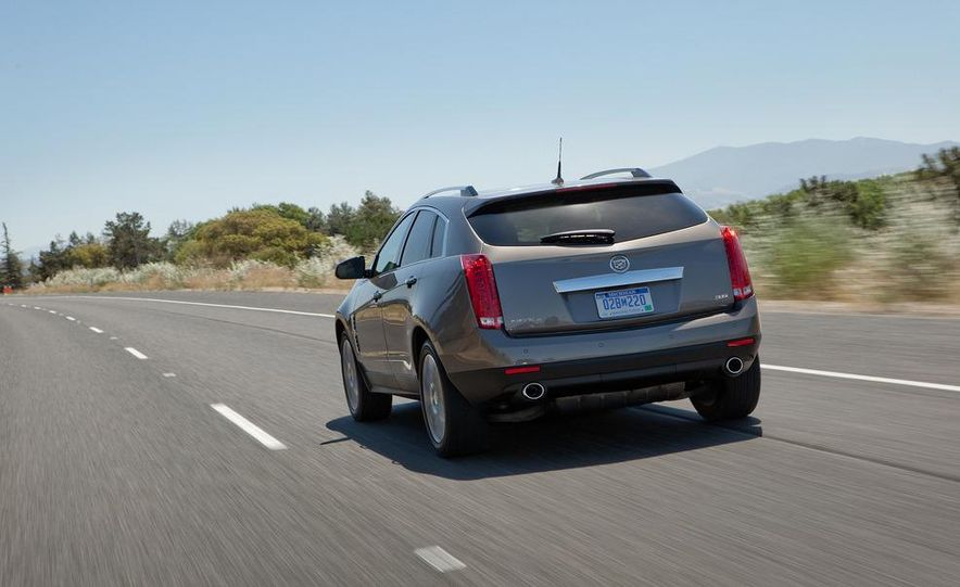 2012 Cadillac CTS coupe - Slide 6