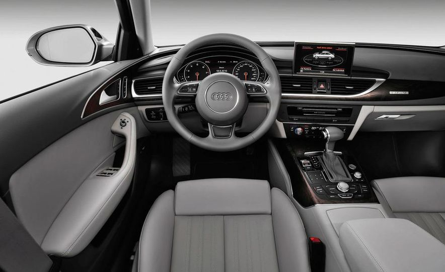 2012 Audi A6 - Slide 6