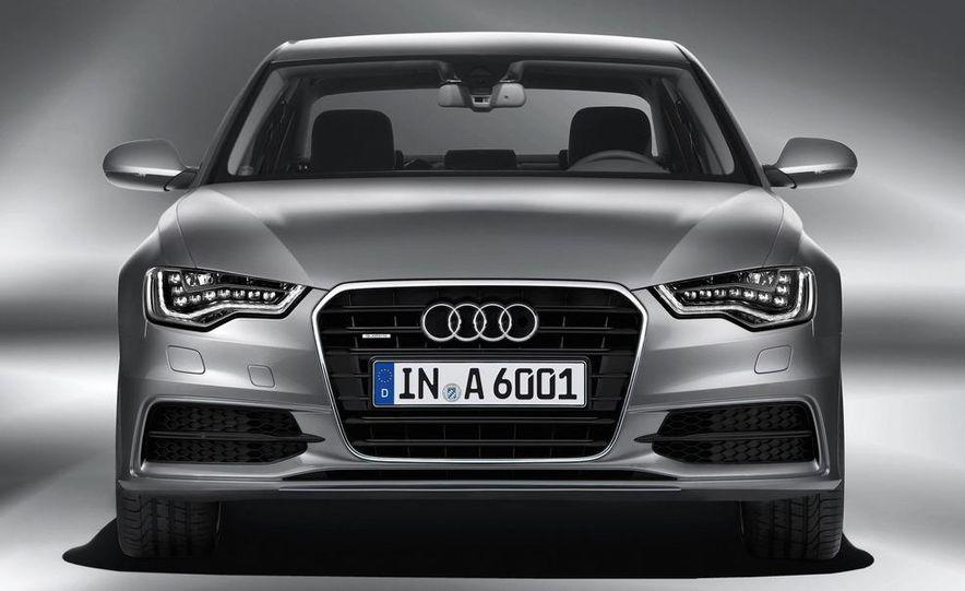 2012 Audi A6 - Slide 1