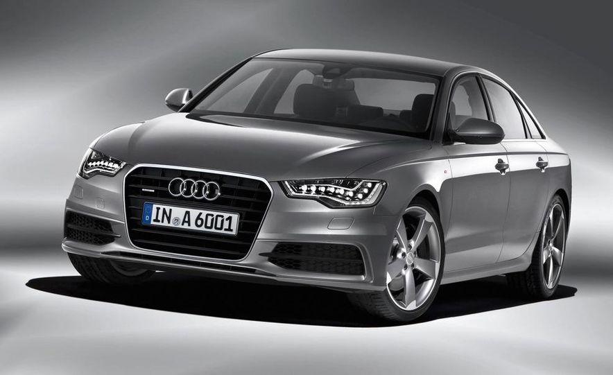 2012 Audi A6 - Slide 4