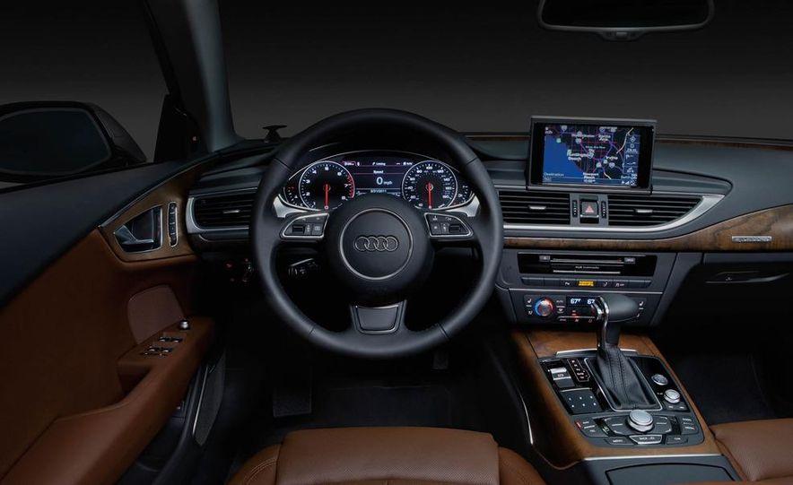2012 Audi A6 - Slide 12