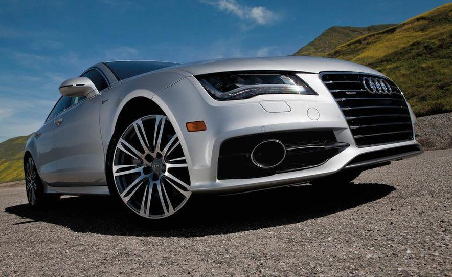2012 Audi A6 - Slide 11