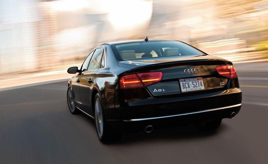 2012 Audi A6 - Slide 15