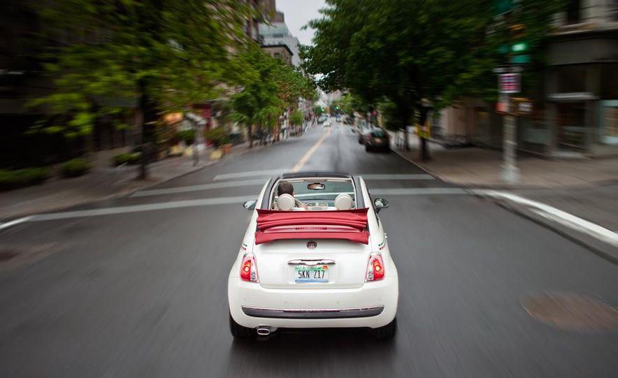 2012 Fiat 500C Cabrio - Slide 34