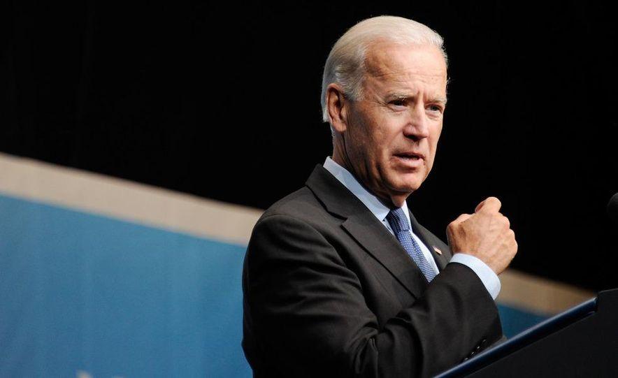 Vice President Joe Biden - Slide 1