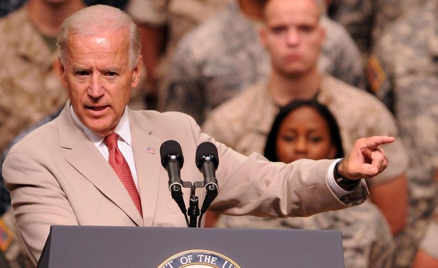 Vice President Joe Biden - Slide 5