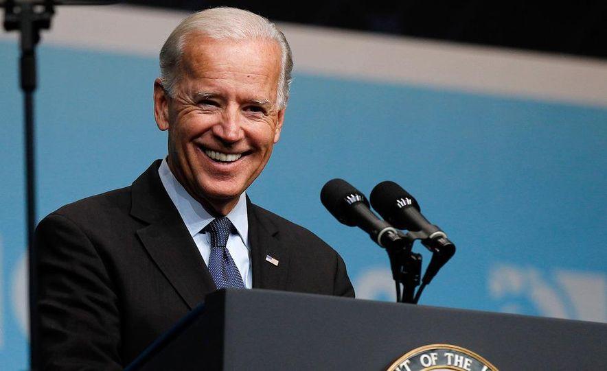 Vice President Joe Biden - Slide 7