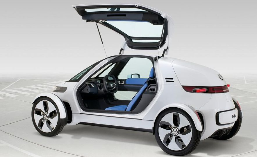 Volkswagen NILS concept - Slide 20