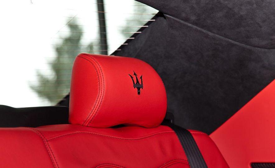 2012 Maserati GranTurismo MC - Slide 19