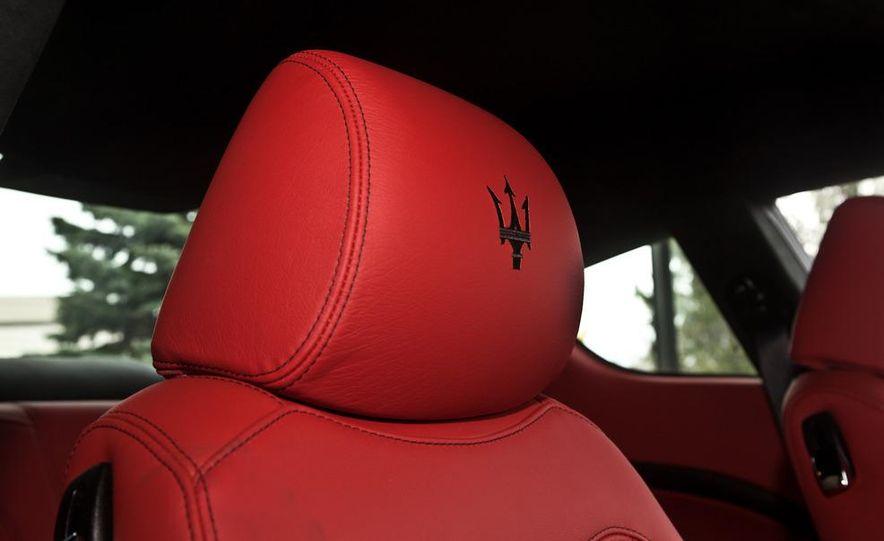 2012 Maserati GranTurismo MC - Slide 20