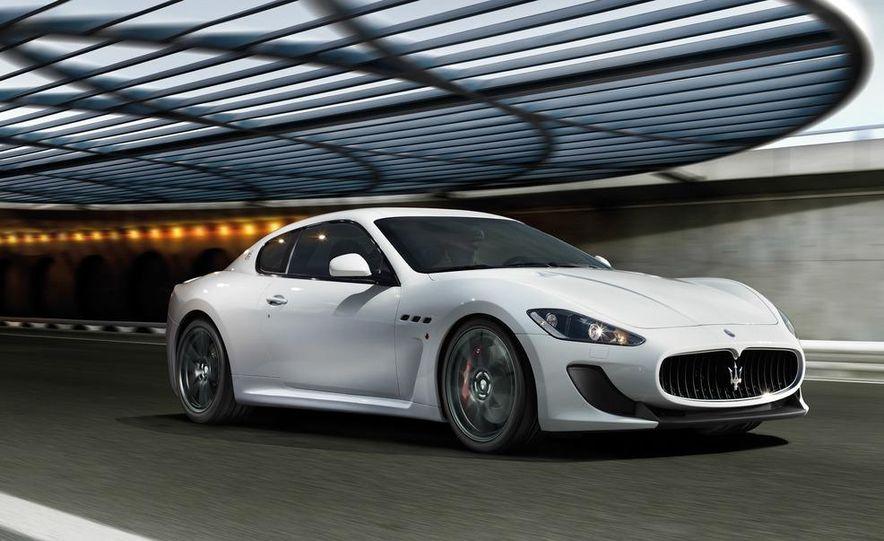 2012 Maserati GranTurismo MC - Slide 2
