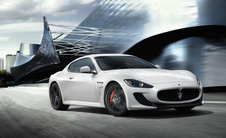 2012 Maserati GranTurismo MC - Slide 1