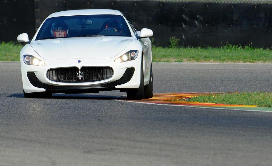 2012 Maserati GranTurismo MC - Slide 7