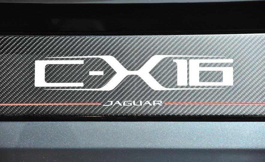 Jaguar CX-16 concept - Slide 42