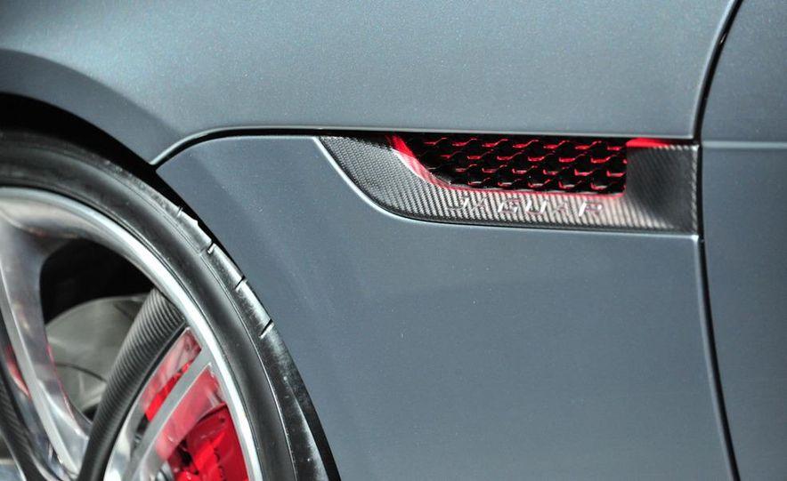 Jaguar CX-16 concept - Slide 38