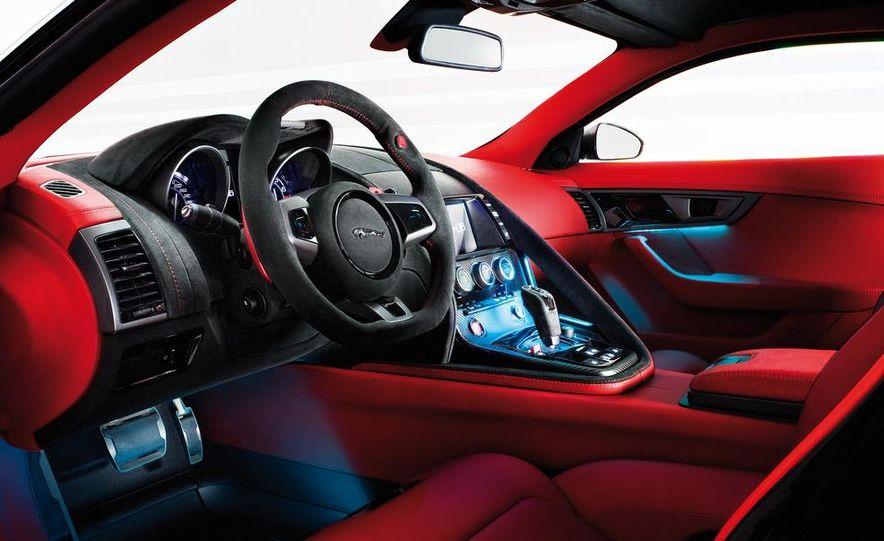 Jaguar CX-16 concept - Slide 52