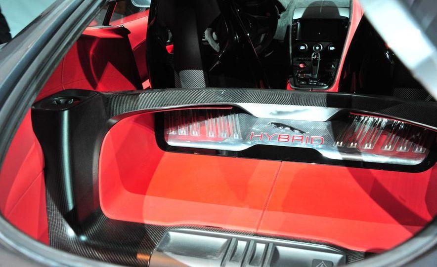 Jaguar CX-16 concept - Slide 47