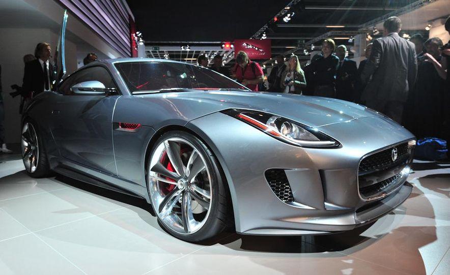 Jaguar CX-16 concept - Slide 8