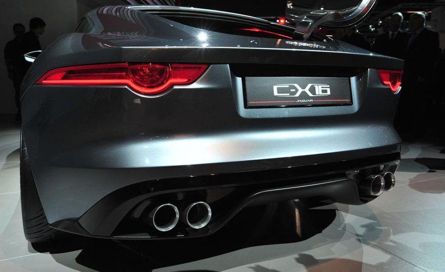 Jaguar CX-16 concept - Slide 27