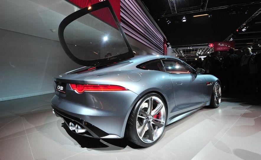Jaguar CX-16 concept - Slide 25