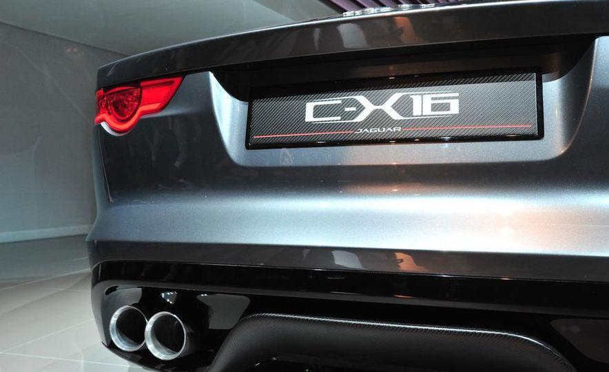 Jaguar CX-16 concept - Slide 28