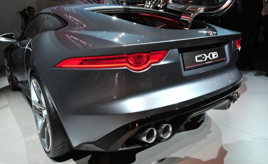 Jaguar CX-16 concept - Slide 29