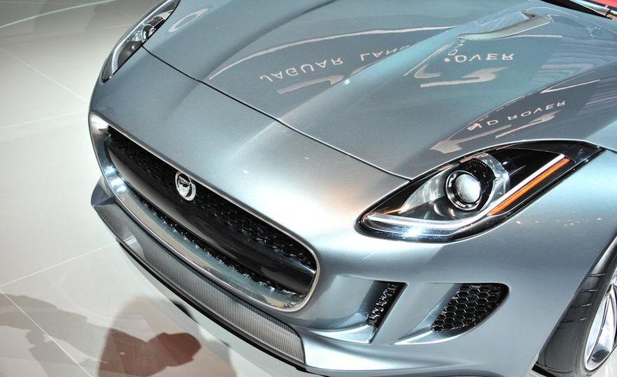 Jaguar CX-16 concept - Slide 30