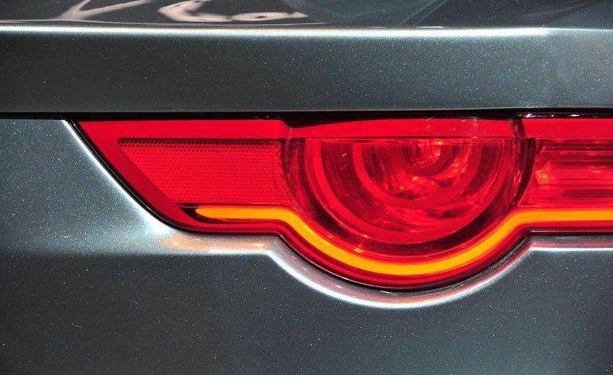Jaguar CX-16 concept - Slide 41