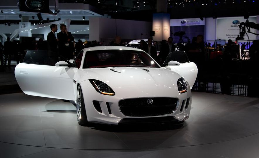 Jaguar CX-16 concept - Slide 5