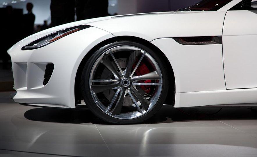 Jaguar CX-16 concept - Slide 6
