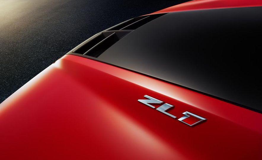 2012 Chevrolet Camaro ZL1 - Slide 8