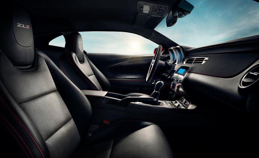 2012 Chevrolet Camaro ZL1 - Slide 15