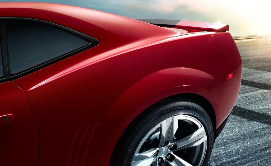 2012 Chevrolet Camaro ZL1 - Slide 6