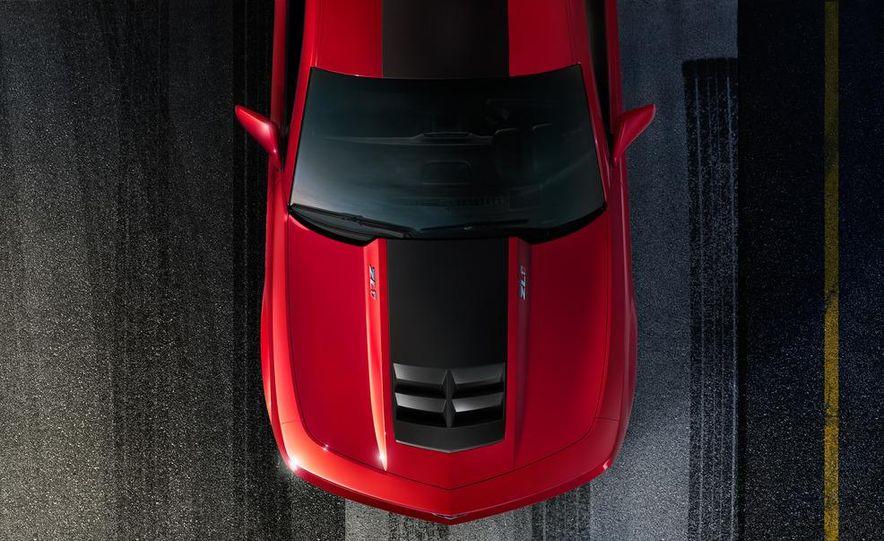 2012 Chevrolet Camaro ZL1 - Slide 12