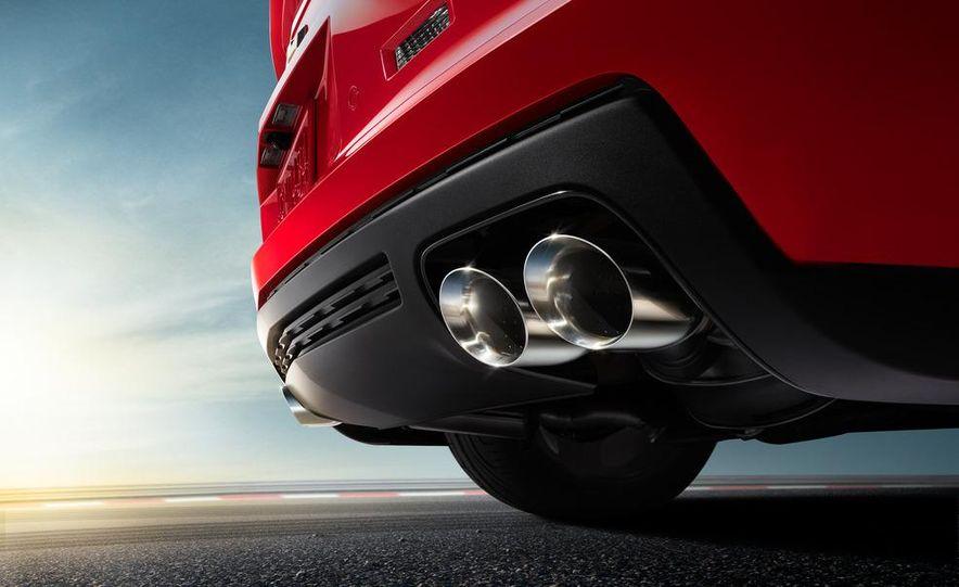 2012 Chevrolet Camaro ZL1 - Slide 7