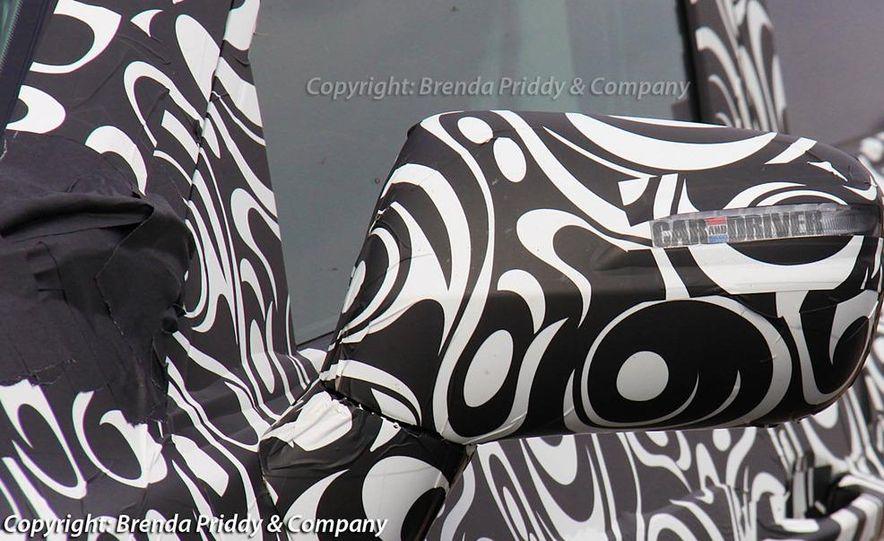 2013 Acura RDX (spy photo) - Slide 8