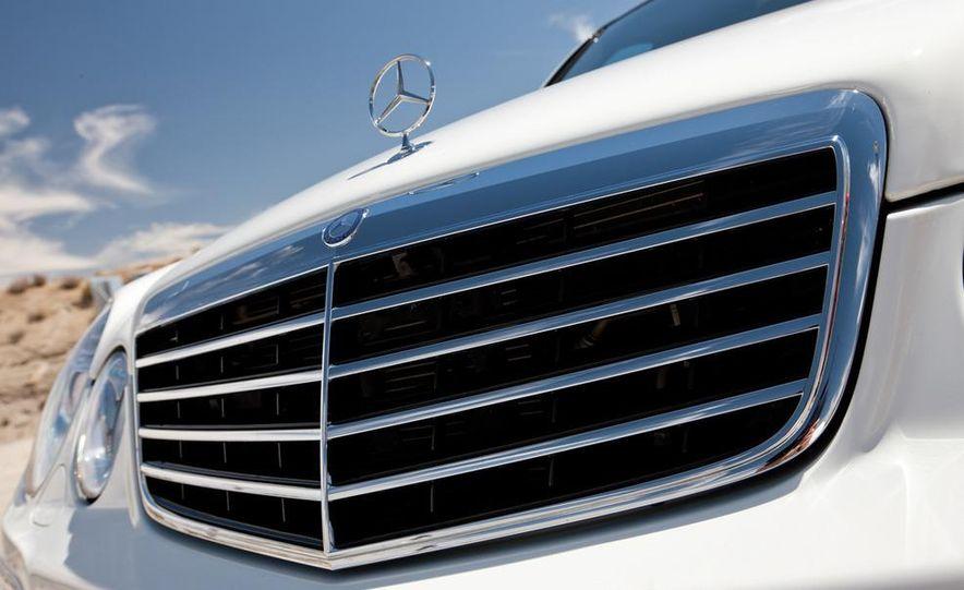 2012 Dodge Charger SRT8 and 2008 Mercedes-Benz E63 AMG - Slide 14