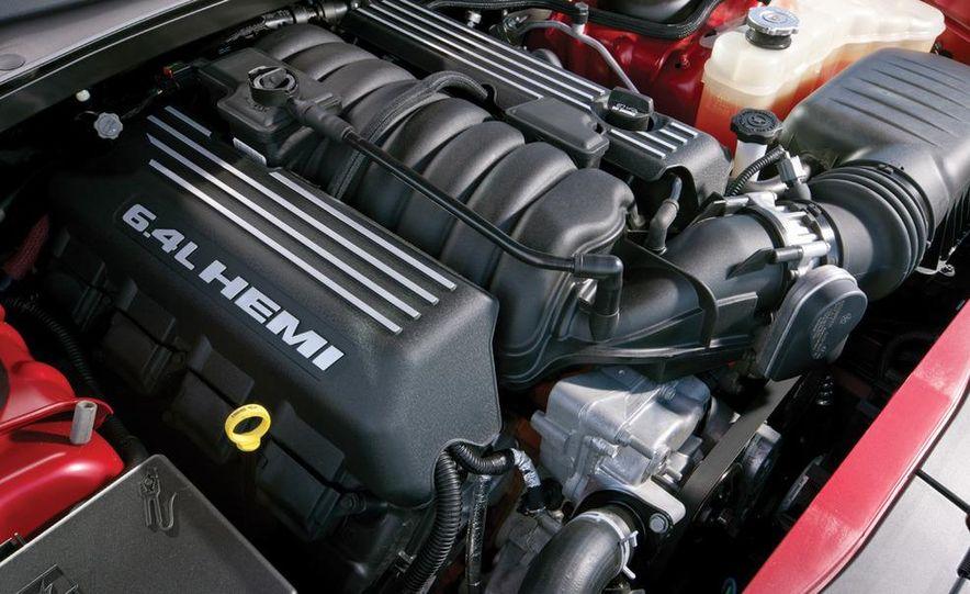 2012 Dodge Charger SRT8 and 2008 Mercedes-Benz E63 AMG - Slide 10
