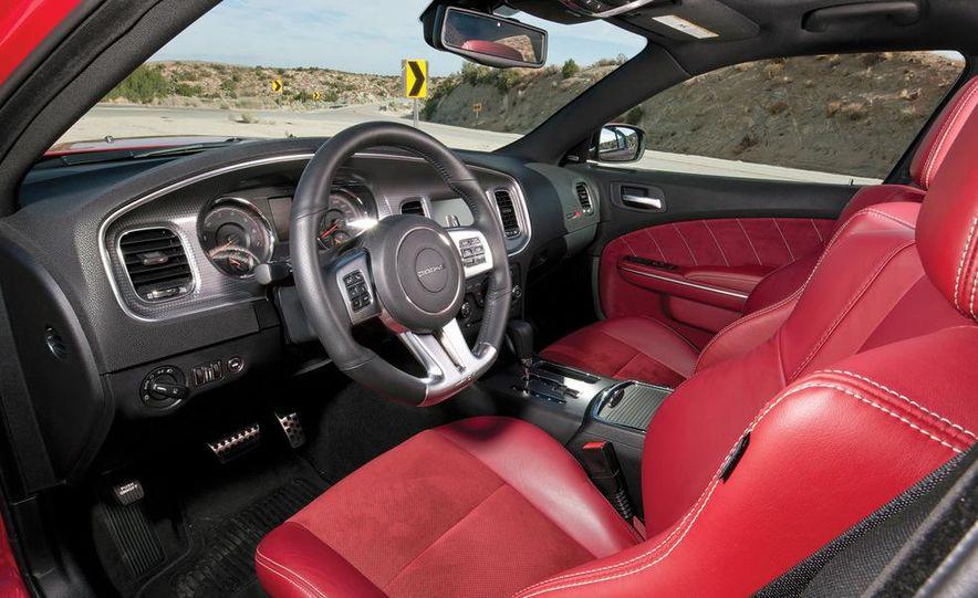 2012 Dodge Charger SRT8 and 2008 Mercedes-Benz E63 AMG - Slide 8