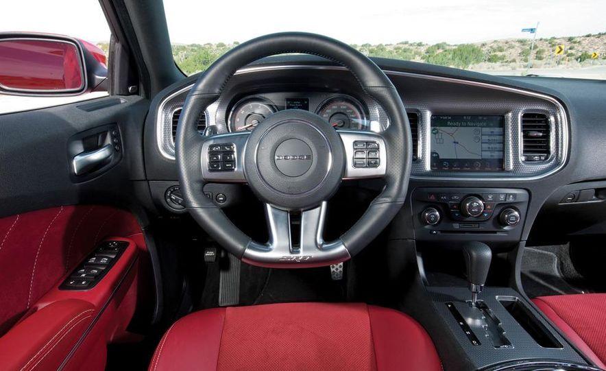 2012 Dodge Charger SRT8 and 2008 Mercedes-Benz E63 AMG - Slide 9