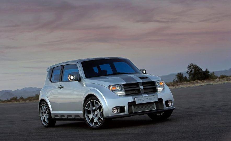 2013 Dodge small car (spy photo) - Slide 30