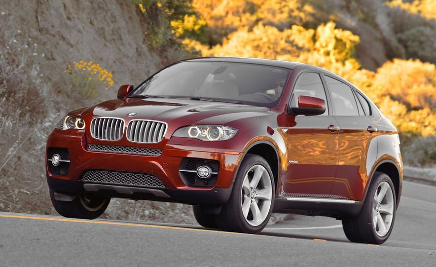 2014 BMW X4 (artist's rendering) - Slide 21