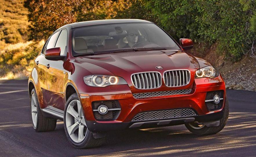 2014 BMW X4 (artist's rendering) - Slide 25