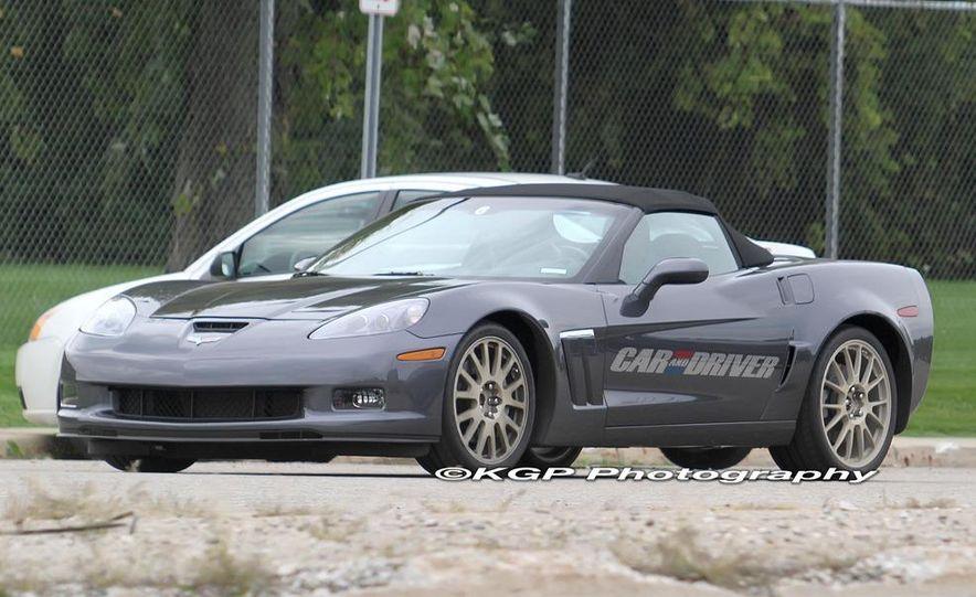 2014 Chevrolet Corvette (spy photo) - Slide 1