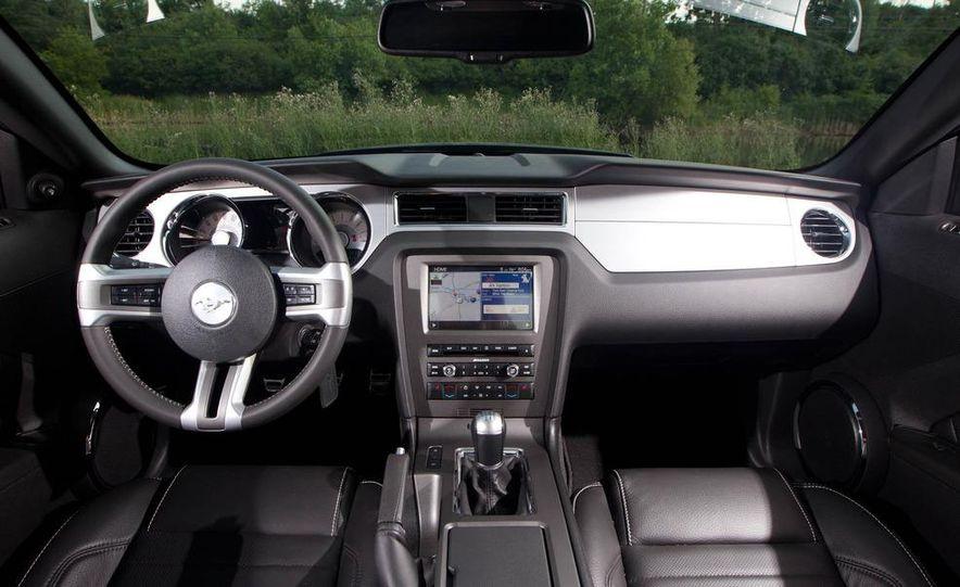 2011 Ford Mustang GT, 2012 Mini John Cooper Works, 2011 Nissan 370Z, 2011 Mitsubishi Lancer Evolution MR, 2012 Volkswagen GTI, and 2012 Mazda MX-5 Miata - Slide 24