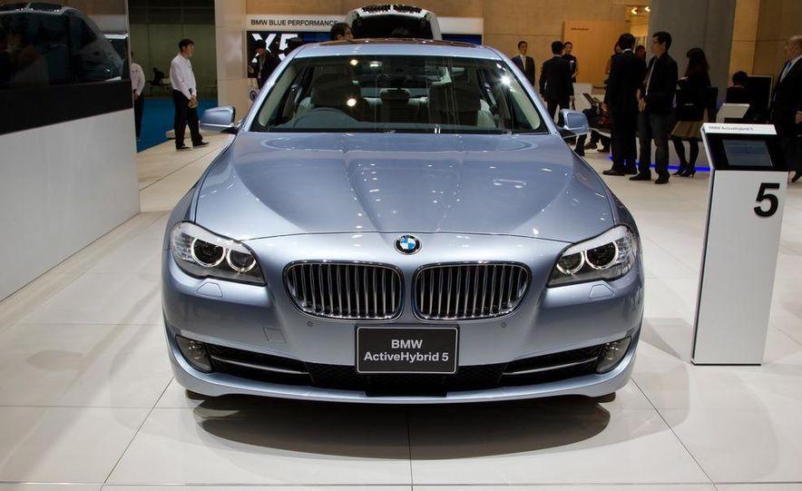 2012 BMW ActiveHybrid 5 - Slide 1