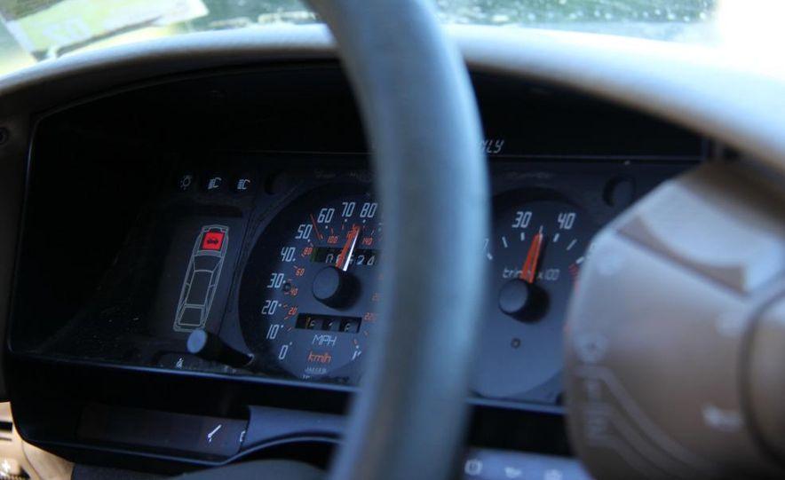 1989 Citroën CX - Slide 91