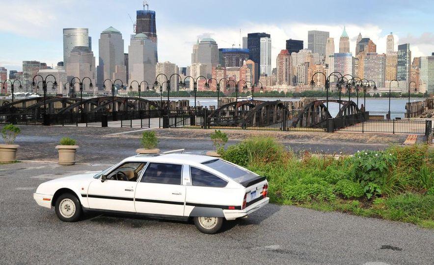 1989 Citroën CX - Slide 5