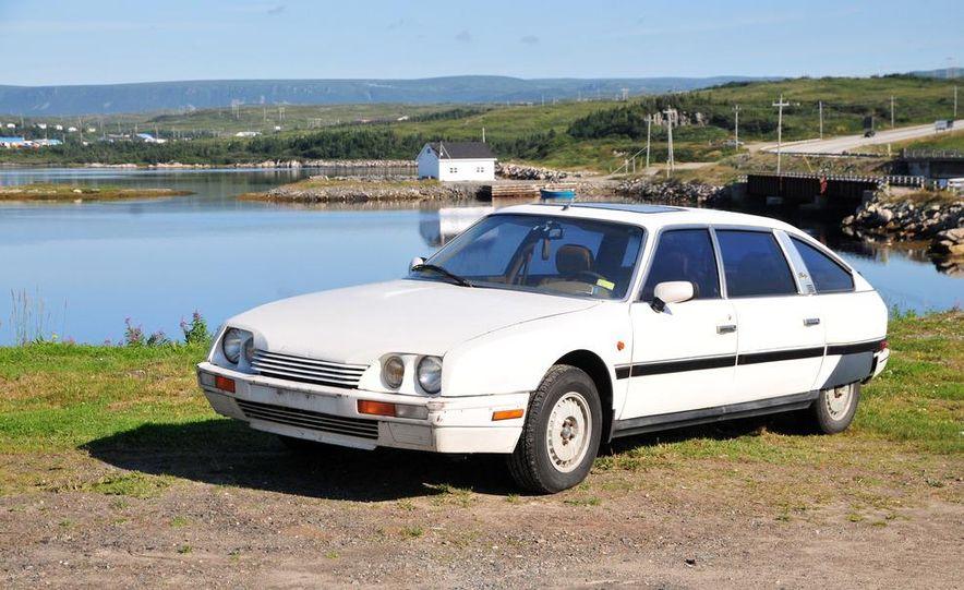 1989 Citroën CX - Slide 8